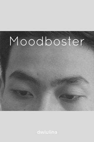 Moodboster dwiulina