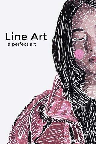 Line Art a perfect art