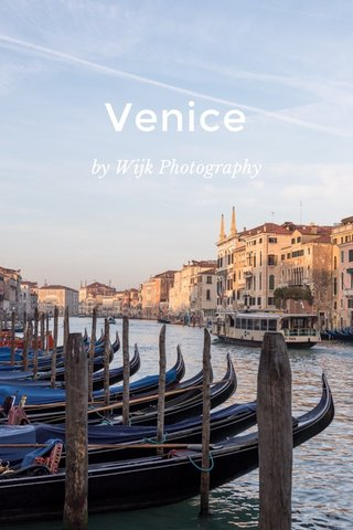Venice by Wijk Photography