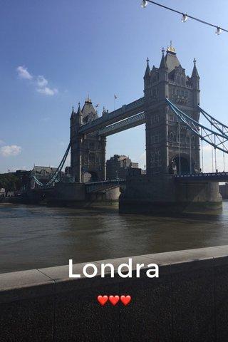 Londra ❤❤❤