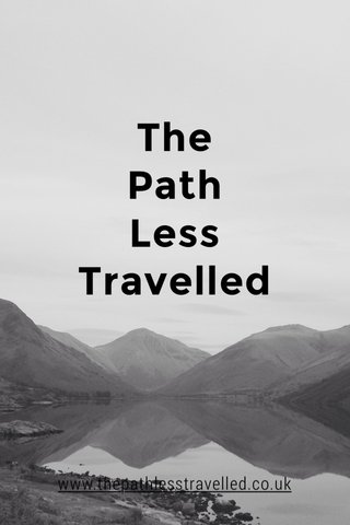 The Path Less Travelled www.thepathlesstravelled.co.uk