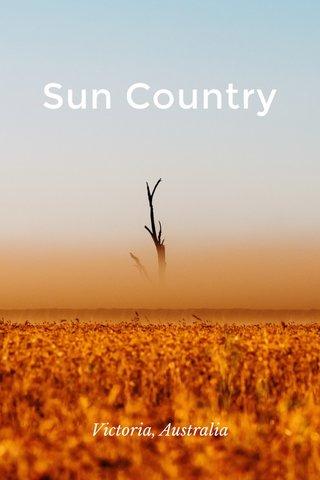 Sun Country Victoria, Australia
