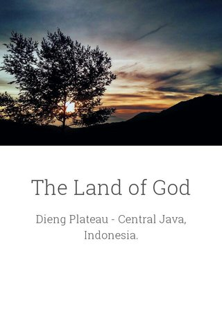 The Land of God