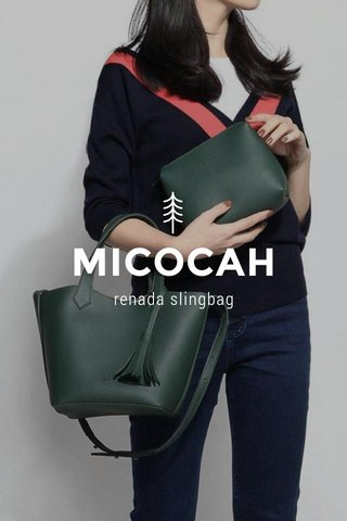MICOCAH renada slingbag