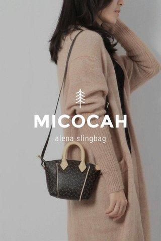 MICOCAH alena slingbag