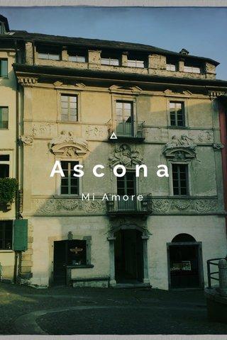 Ascona Mi Amore