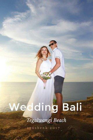 Wedding Bali Tegalwangi Beach