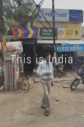 This is India Mathura