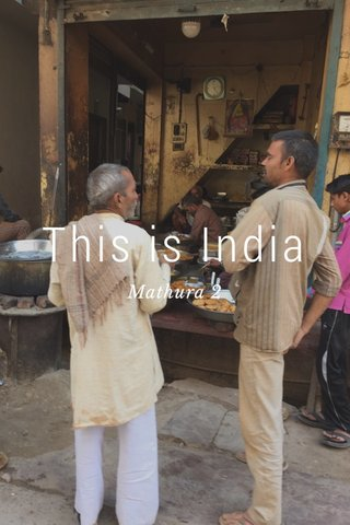 This is India Mathura 2