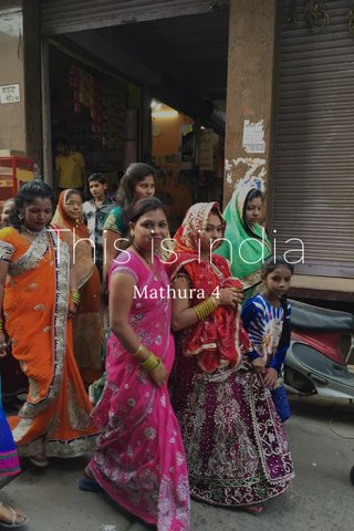 This is india Mathura 4