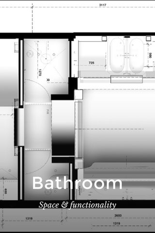 Bathroom Space & functionality