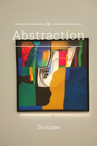 Abstraction Dia Azzawi