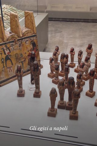 Gli egizi a napoli
