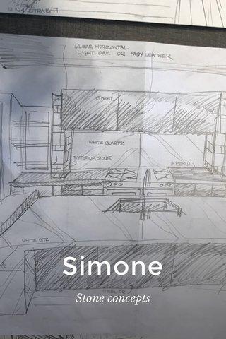 Simone Stone concepts