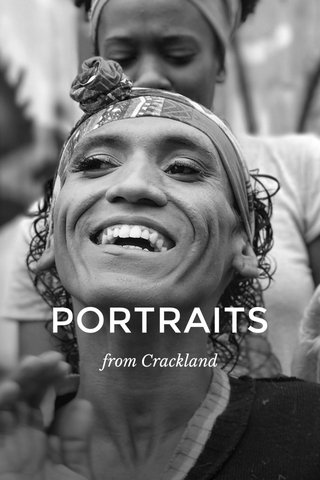 PORTRAITS from Crackland