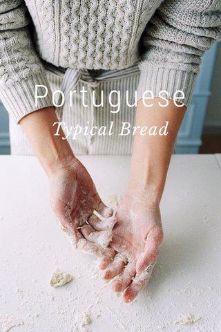 Portuguese Typical Bread