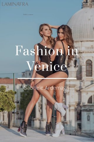 Fashion in Venice Gabriele Ardemagni