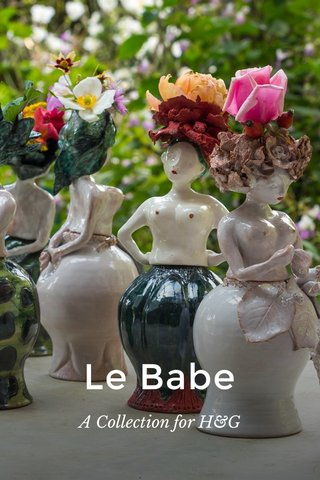 Le Babe A Collection for H&G