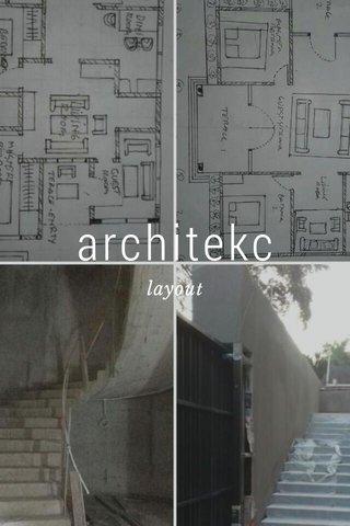 architekc layout