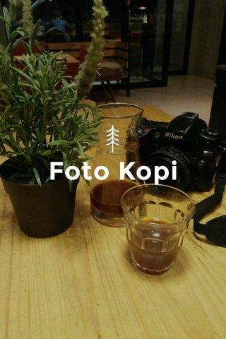 Foto Kopi