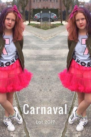 Carnaval Lot 2017