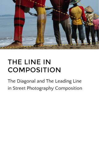 THE LINE IN COMPOSITION