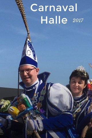 Carnaval Halle 2017