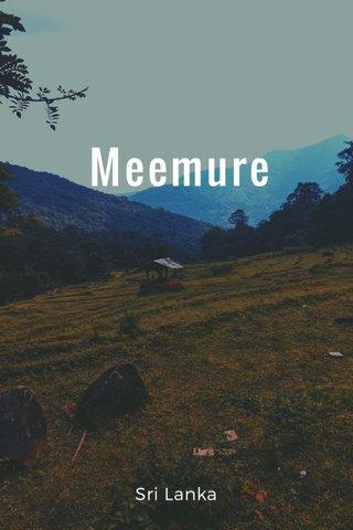 Meemure Sri Lanka