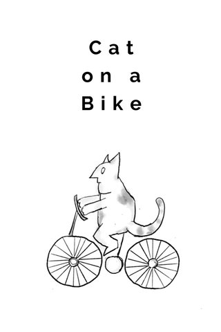 Cat on a Bike The