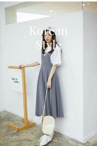 Korean Style #ootd