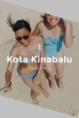 Kota Kinabalu Travel + Blog