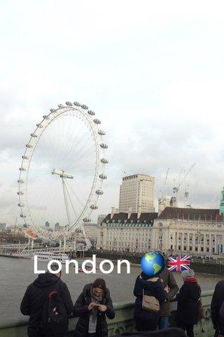 London 🌎🇬🇧