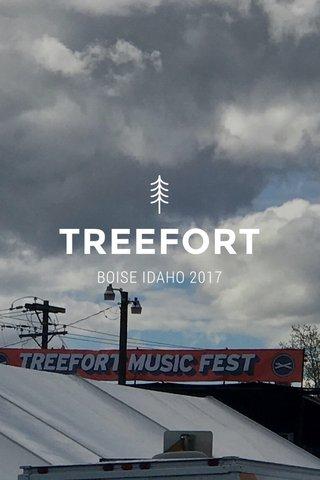 TREEFORT BOISE IDAHO 2017