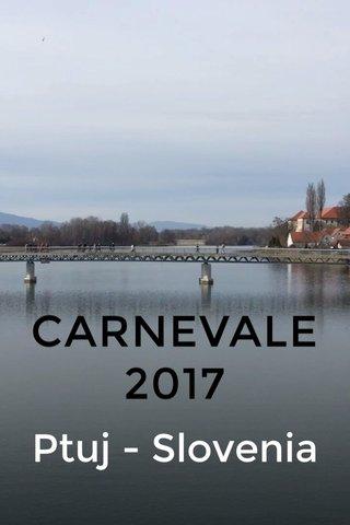 CARNEVALE 2017 Ptuj - Slovenia