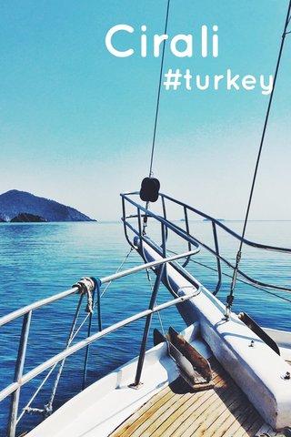 Cirali #turkey