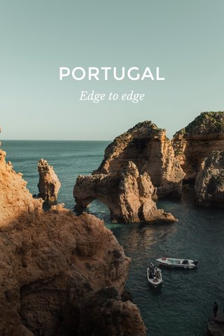 PORTUGAL Edge to edge