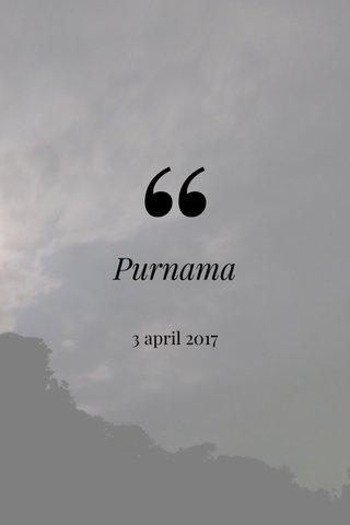 Purnama 3 april 2017