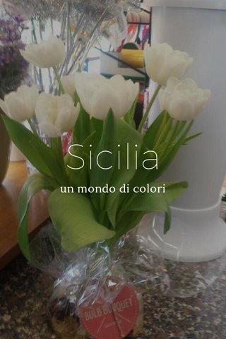 Sicilia un mondo di colori