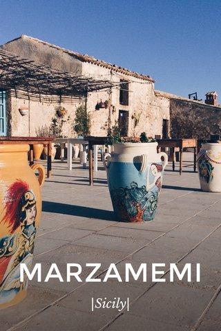 MARZAMEMI |Sicily|