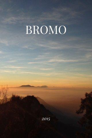 BROMO 2015