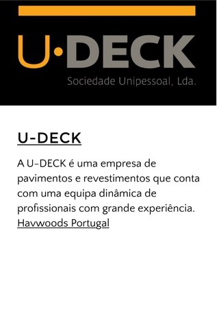 U-DECK
