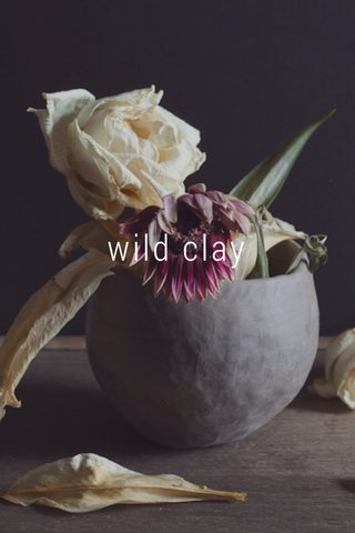 wild clay