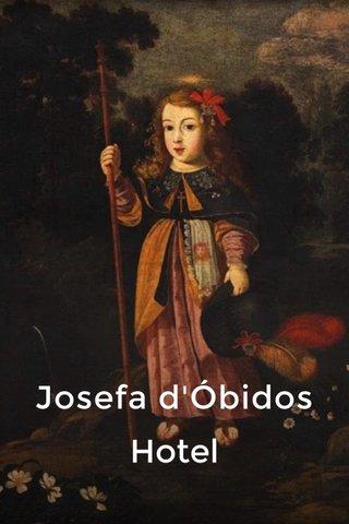 Josefa d'Óbidos Hotel