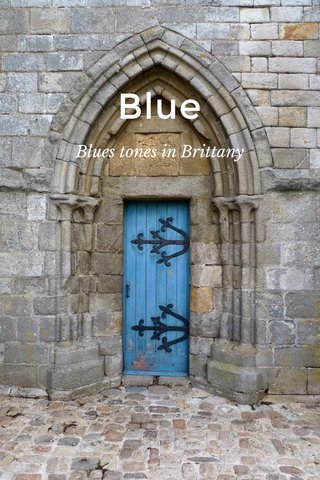 Blue Blues tones in Brittany