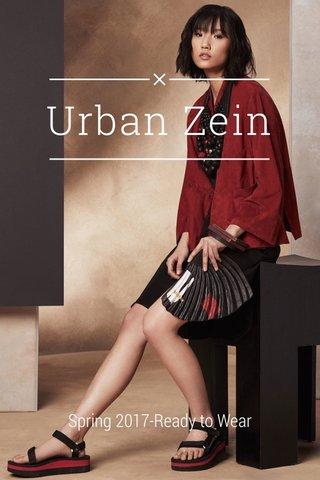 Urban Zein Spring 2017-Ready to Wear