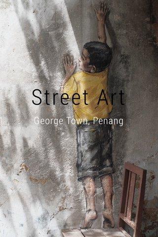 Street Art George Town, Penang