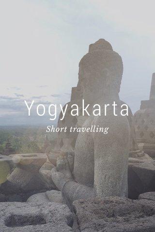 Yogyakarta Short travelling