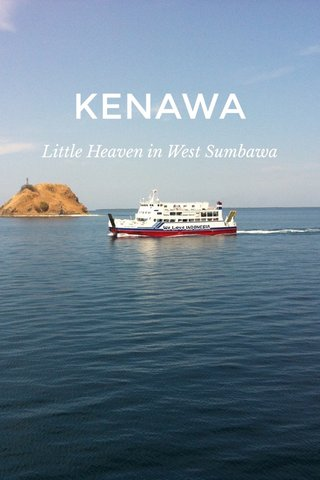 KENAWA Little Heaven in West Sumbawa