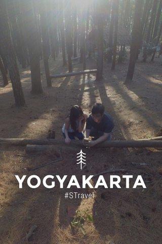 YOGYAKARTA #STravel