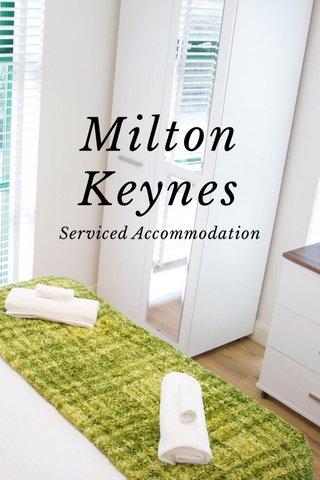 Milton Keynes Serviced Accommodation